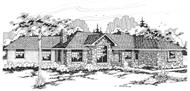 Main image for house plan # 2848