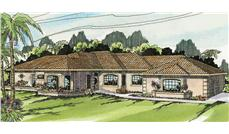 Main image for house plan # 2847