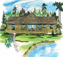 House Plan #108-1312