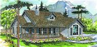 Main image for house plan # 2839