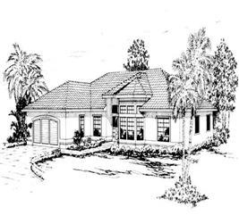 House Plan #108-1327
