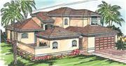 View house Plan#108-1328