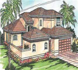 House Plan #108-1328