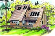 View house Plan#108-1337