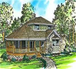 House Plan #108-1340