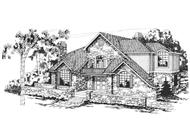 Main image for house plan # 2858