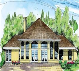 House Plan #108-1354