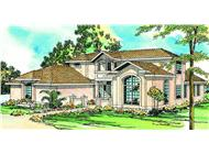 Main image for house plan # 3172