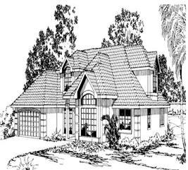 House Plan #108-1361