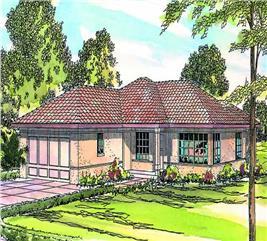 House Plan #108-1362