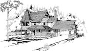 View house Plan#108-1378
