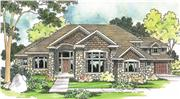 View house Plan#108-1383