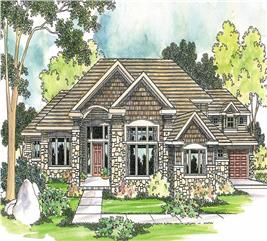 House Plan #108-1383