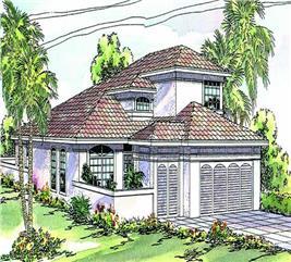 House Plan #108-1387