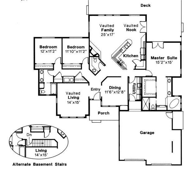 Main Floor Plan