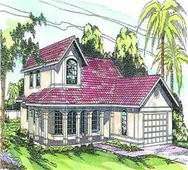 House Plan #108-1397