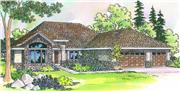 View house Plan#108-1409