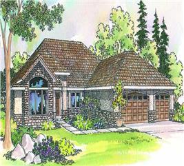 House Plan #108-1409