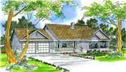 View house Plan#108-1430