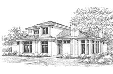 Main image for house plan # 3124