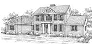 Main image for house plan # 3126