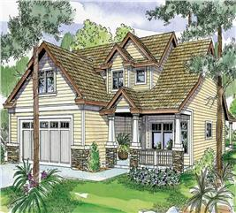 House Plan #108-1463
