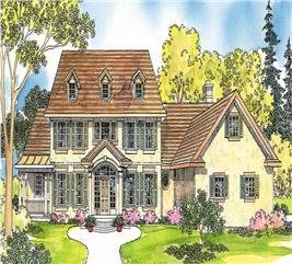 House Plan #108-1467