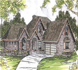 House Plan #108-1474