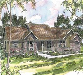 House Plan #108-1477