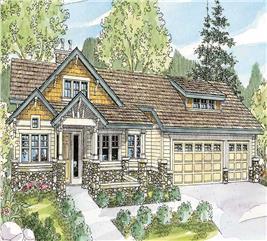 House Plan #108-1478