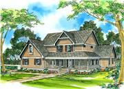 View house Plan#108-1479