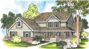 View house Plan#108-1484