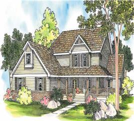 House Plan #108-1484