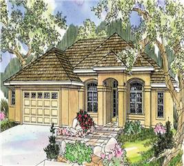 House Plan #108-1486