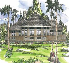 House Plan #108-1509