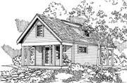 View house Plan#108-1518