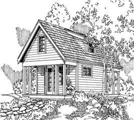House Plan #108-1518