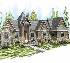 House Plan #108-1528