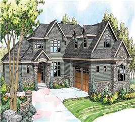House Plan #108-1529