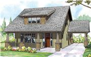 View house Plan#108-1530