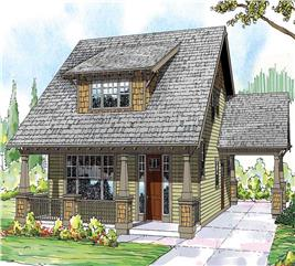 House Plan #108-1530