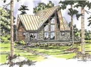 View house Plan#108-1538