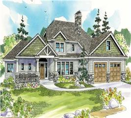 House Plan #108-1540