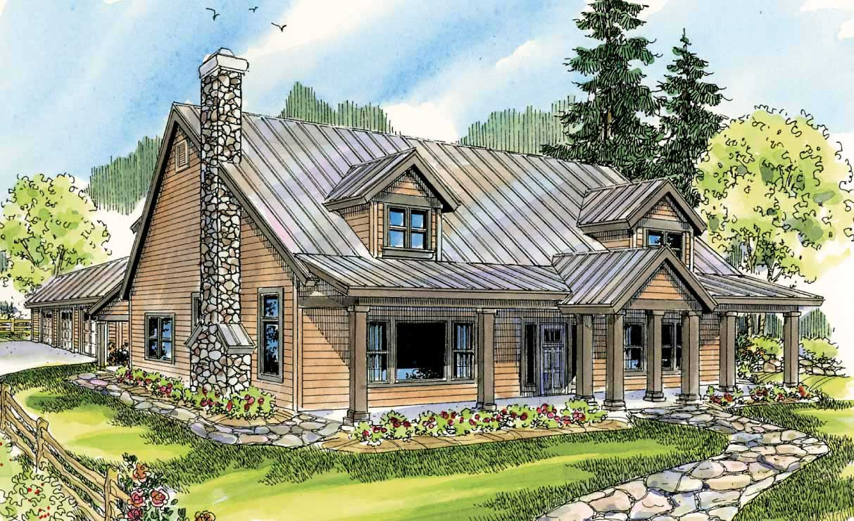 Country floor plan 3 bedrms 2 5 baths 2886 sq ft 108 1546 for The house designers house plans