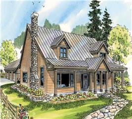 House Plan #108-1546