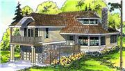 View house Plan#108-1549