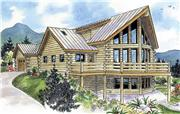 View house Plan#108-1550