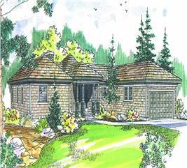House Plan #108-1556