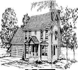 House Plan #108-1559