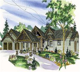 House Plan #108-1562